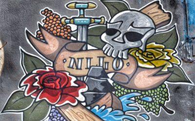 Graffiti in Werther